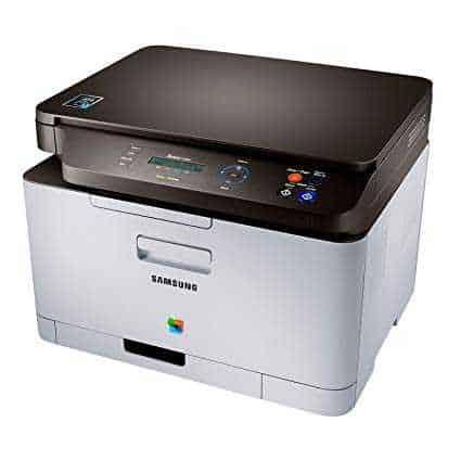 Samsung Color Laser MFP SL-C460W - LPS Malaysia   Office Printer