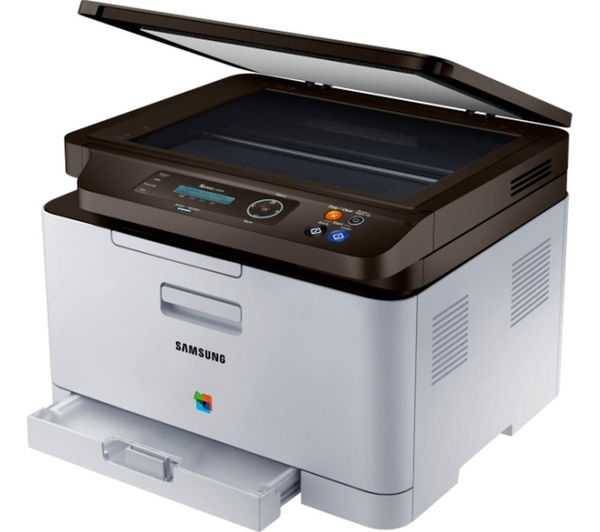 Samsung Color Laser MFP SL-C460W - LPS Malaysia | Office Printer