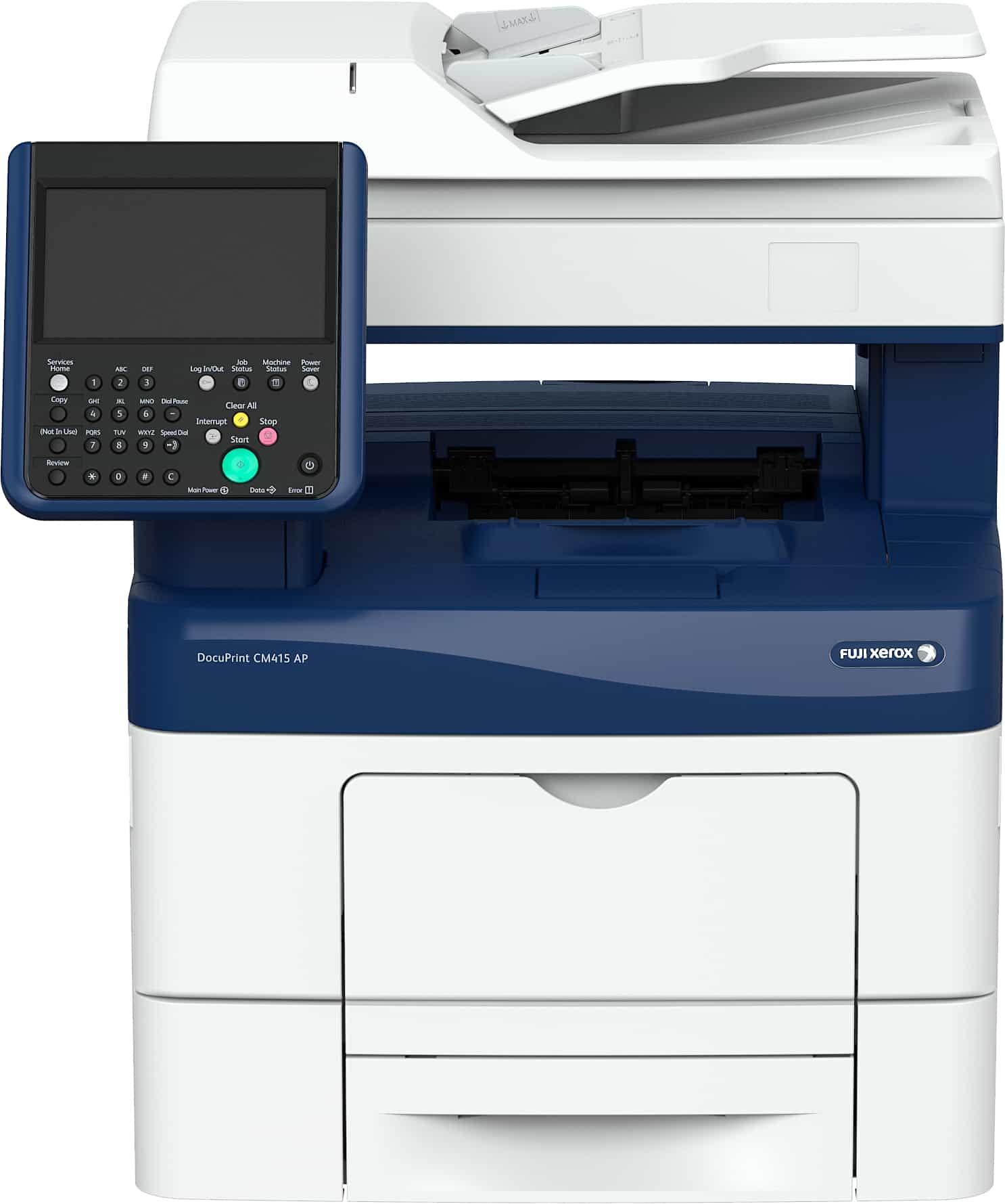 Fuji Xerox Color Laser Mfp Dpcm415ap Lps Malaysia Office Printers