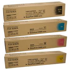 Fuji Xerox Color Toner CT200805/06/07/08 Original - LPS Malaysia | Office Printers