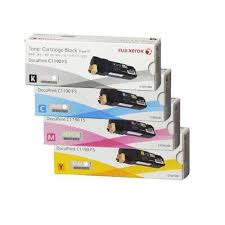 Fuji Xerox Color Toner CT201260/61/62/63 Original - LPS Malaysia | Office Toners