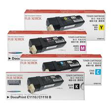 Fuji Xerox Color Toner CT201114/15/16/17 Original - LPS Malaysia | Office Toners
